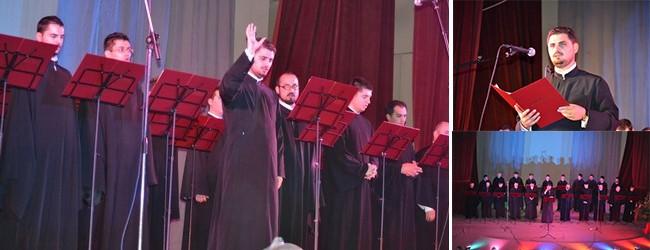 """Concertul de colinde al Corului Patriarhiei Române """"Evloghia"""""""