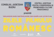 Zilele filmului românesc  19-21 aprilie 2013