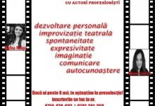 Atelier de creaţie cu actori profesionişti