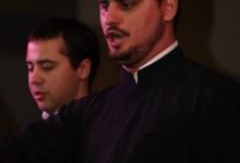 """Corul de muzică bizantină """"Evloghia"""":  Cântări din Postul Mare"""