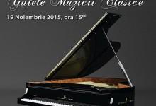 """FESTIVALUL CONCURS """"Galele Muzicii Clasice"""""""