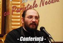 La un ceas de taină cu Părintele Necula
