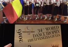 """Locul III Ansamblul """" Craitele """" din cadrul Centrului Cultural """" Florica Cristoforeanu """" a reprezentat cu mandrie Romania la Festivalul International de Dans de la Venetia !"""