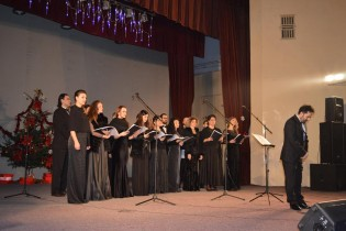 Concert de Craciun – Accoustic Choir