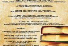 Zilele Municipiului Ramnicu Sarat – editia 2018