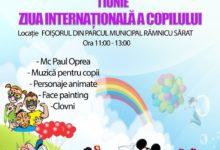 Invitație de 1 Iunie – Ziua Internațională a copilului