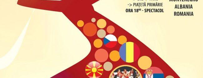 """Festivalului Internațional de Dans """"Plaiurile Mioriței!"""""""